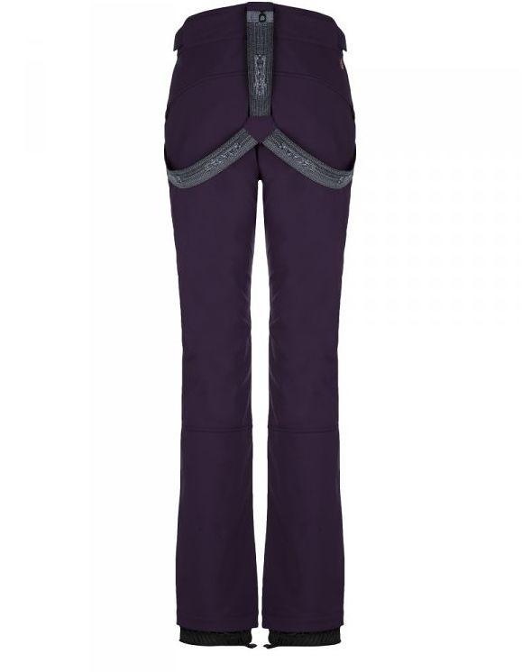 beb1e66a8d79 Dámske softshellové nohavice Loap G1123 - Dámske športové nohavice ...
