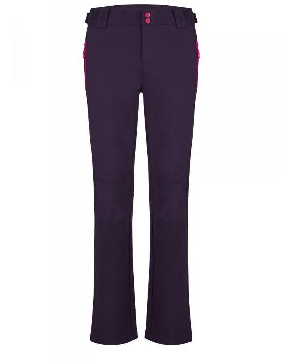 c6dac4102c0b Dámske softshellové nohavice Loap G1125 - Dámske športové nohavice ...