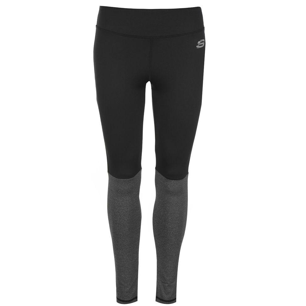 Dámske športové legíny Skechers H6675 - Dámske športové nohavice ... 73c097c43bc