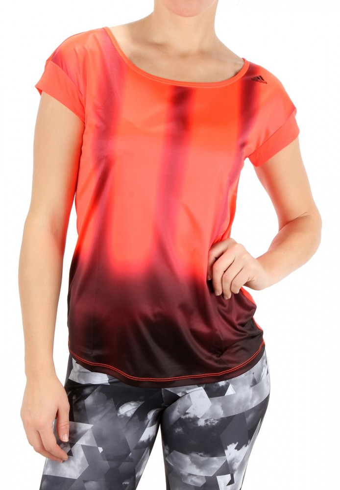 Dámske športové tričko Adidas X5892 - Dámske tričká - Locca.sk ea39c323b94