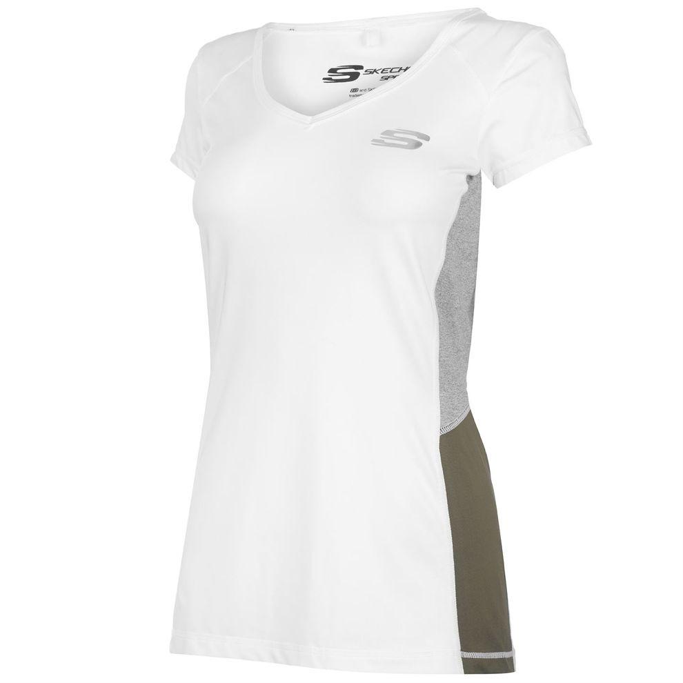 a260e1fa2665c Dámske športové tričko Skechers H7373 - Dámske tričká - Locca.sk