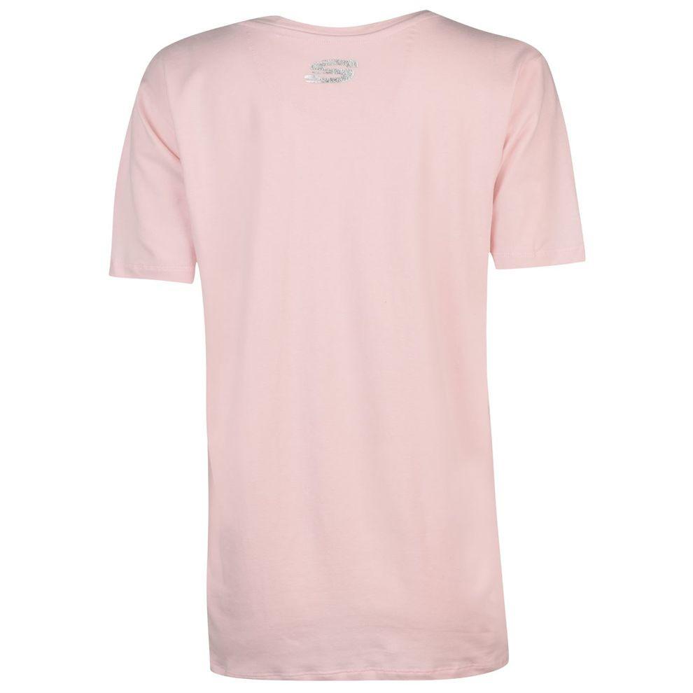3d8b0d6005def Dámske športové tričko Skechers H7397 - Dámske tričká - Locca.sk