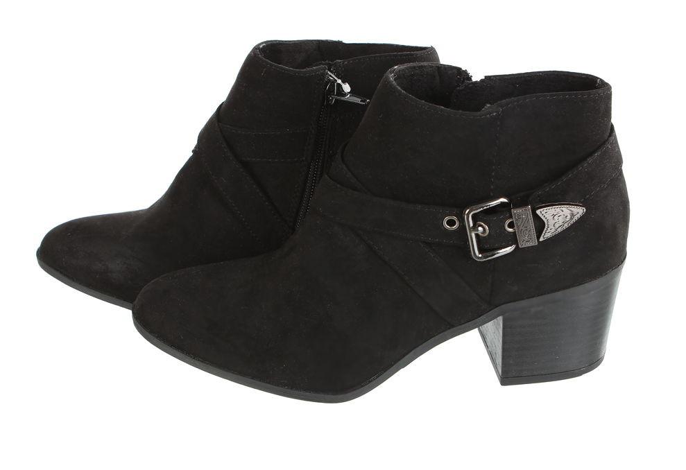 9ae2bfdf8e75 Dámske štýlové členkové topánky Cache Cache P5695 - Dámske členkové ...