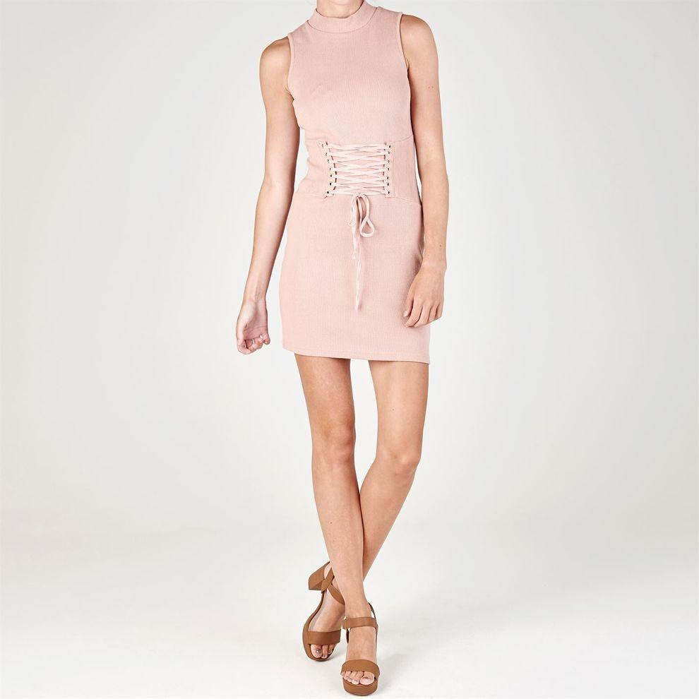 e5da81286cc1 Dámske štýlové šaty Glamorous H4344 - Dámske elegantné šaty - Locca.sk