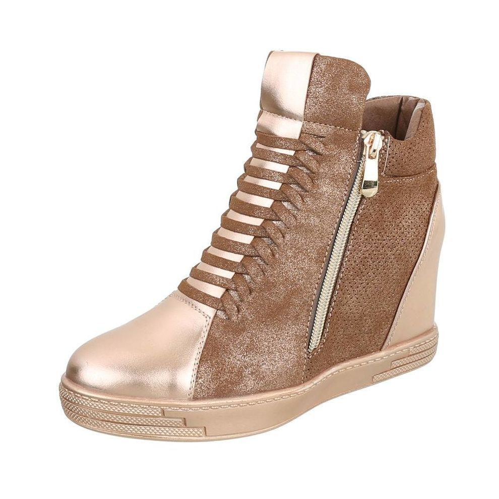 Dámske štýlové sneakersky Damen Q2324