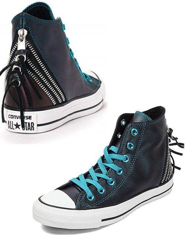 Dámske štýlové topánky Converse A0567 - Dámske členkové tenisky ... 0627003393f