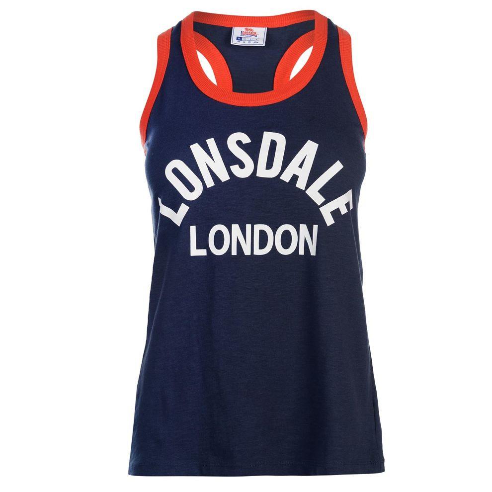 2cc60090dfdb Dámske štýlové tričko Lonsdale H5463 - Dámske tričká - Locca.sk