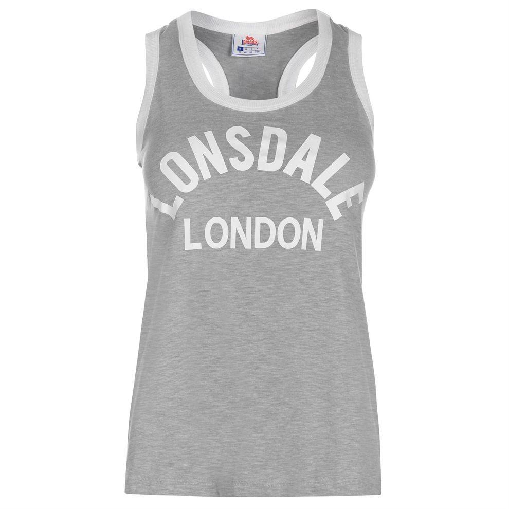 8251841a7bdf Dámske štýlové tričko Lonsdale H5464 - Dámske tričká - Locca.sk
