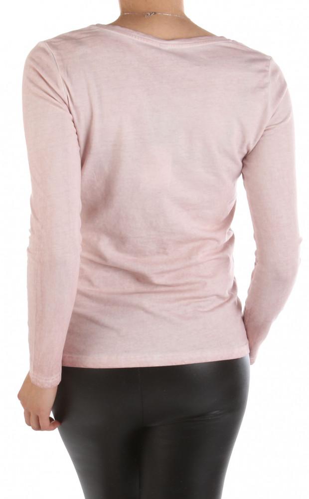 c026a1b05 Dámske štýlové tričko Sublevel W2278 - Dámske tričká - Locca.sk