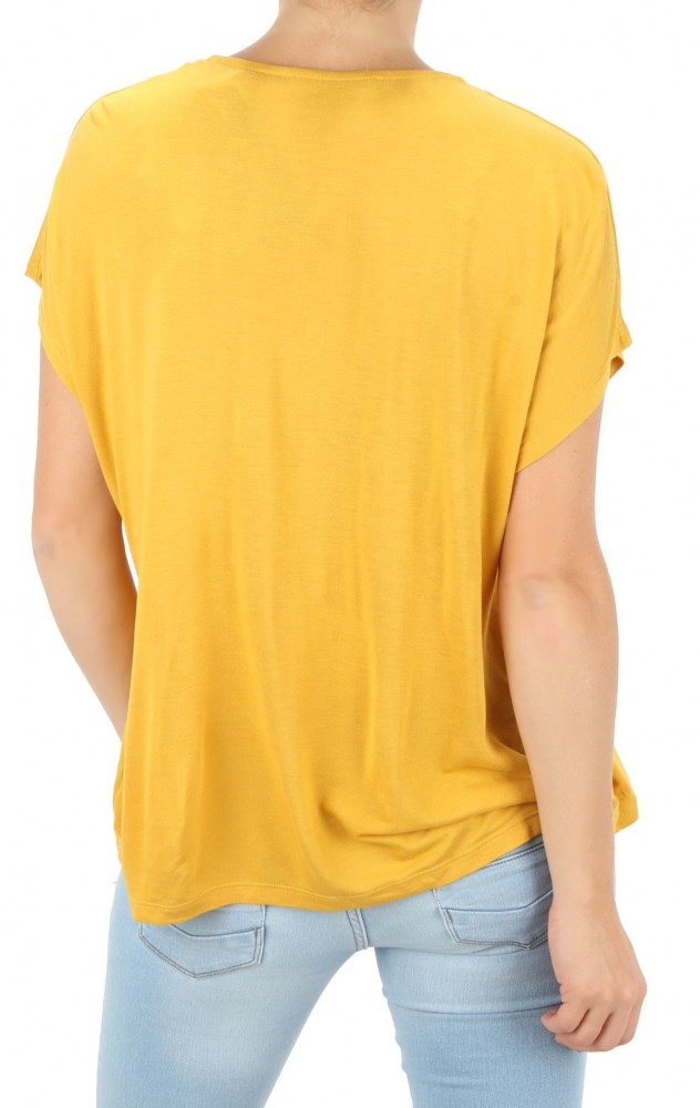 Dámske tričko Cache Cache X5483 - Dámske tričká - Locca.sk 015fb9194cf