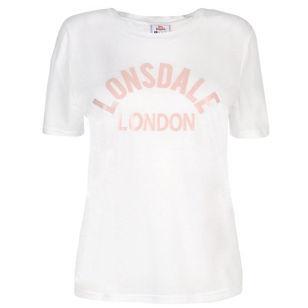 e9b0f62322b0 Dámske tričko Lonsdale H4725 - Dámske tričká - Locca.sk