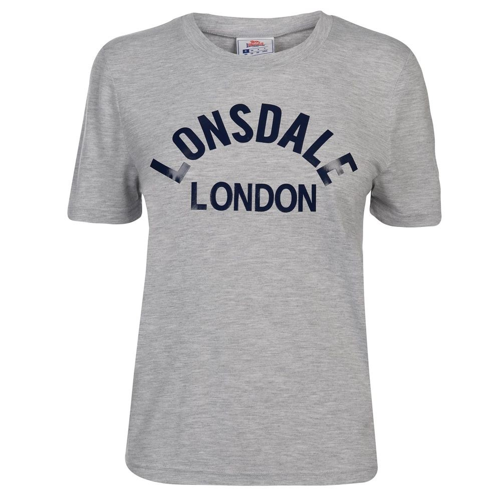 0b8f6d3deb7f Dámske tričko Lonsdale H4726 - Dámske tričká - Locca.sk