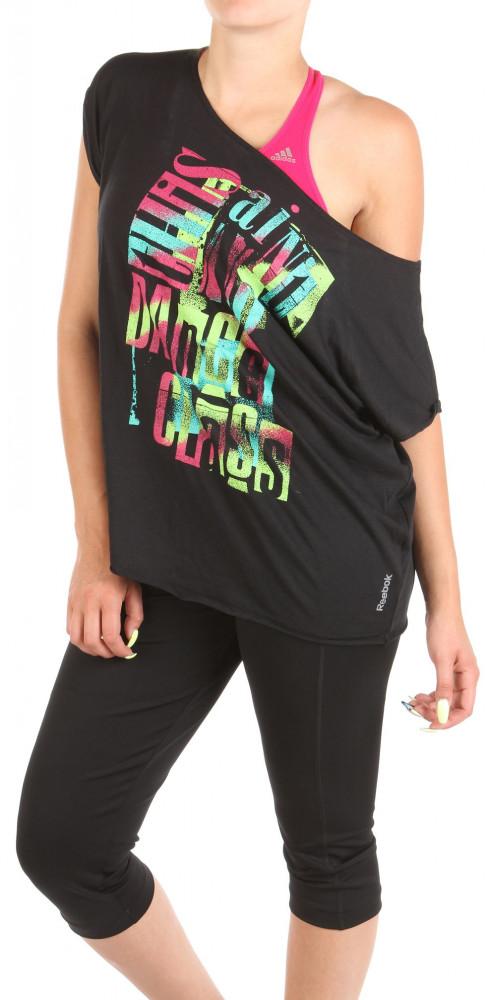 ff055d486 Dámske tričko na cvičenie Reebok W0132 - Dámske tričká - Locca.sk