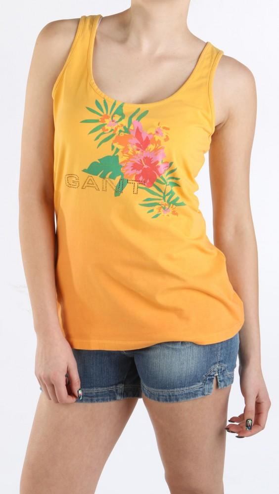bdccf0e2a10e Dámske tričko na ramienka Gant X8315 - Dámske tričká - Locca.sk