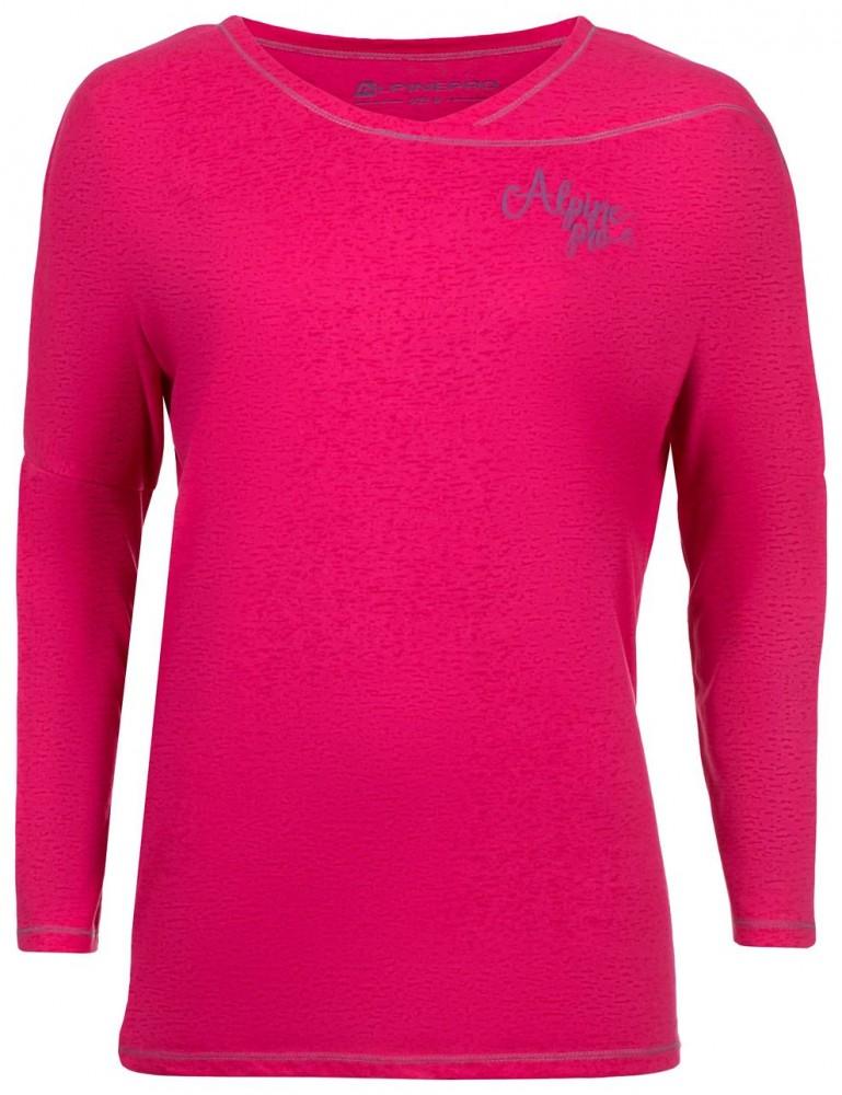 Dámske tričko s dlhým rukávom Alpine Pro K0267 - Dámske tričká ... 7add61a0831