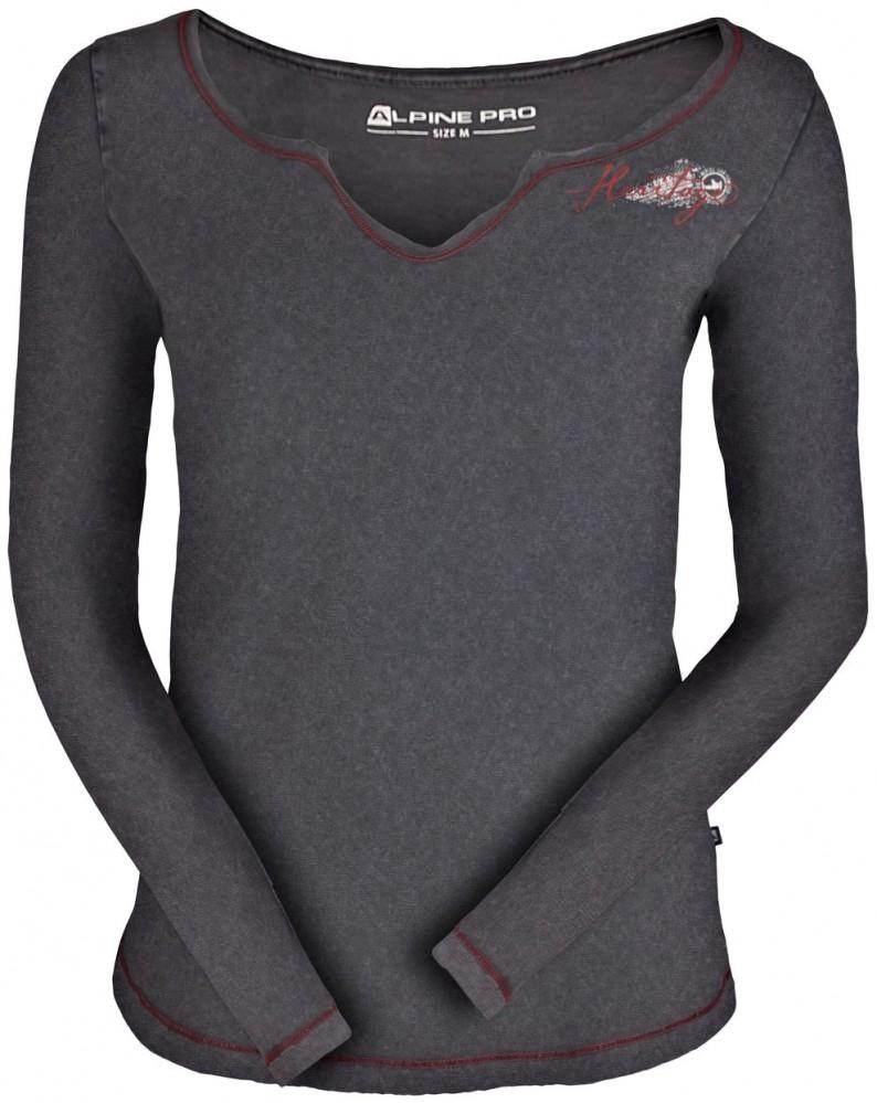 7c2eda623e48 Dámske tričko s dlhým rukávom Alpine Pro K0483 - Dámske tričká ...