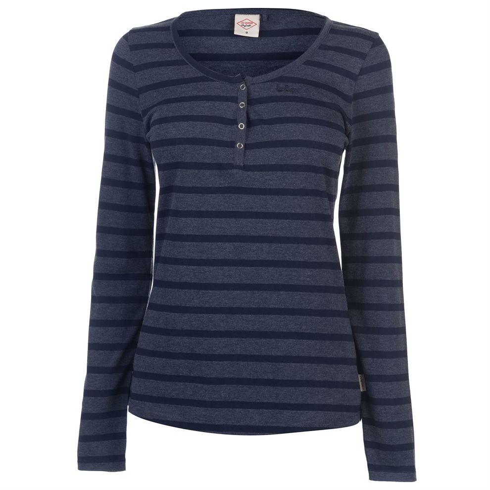 1c006dcde1fd Dámske tričko s dlhým rukávom Lee Cooper H6239 - Dámske tričká ...