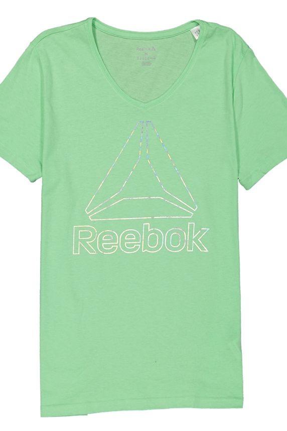 93e0b7e6ec6e Dámske tričko s krákým rukávom Reebok A0350 - Dámske tričká - Locca.sk