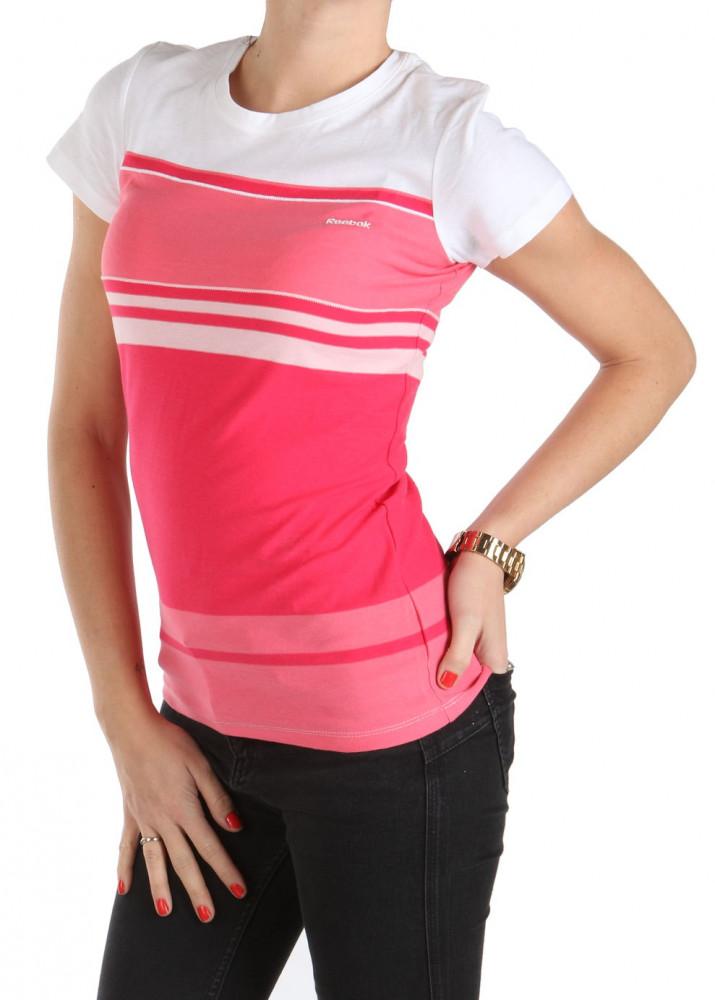 Dámske tričko s krátkym rukávom Reebok W1421