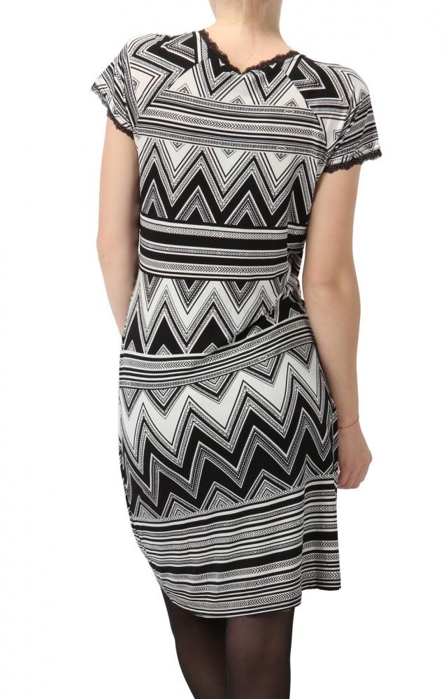 Dámske úpletové šaty Smashed Lemon X6577 - Dámske úpletové šaty ... 15e520d79e2
