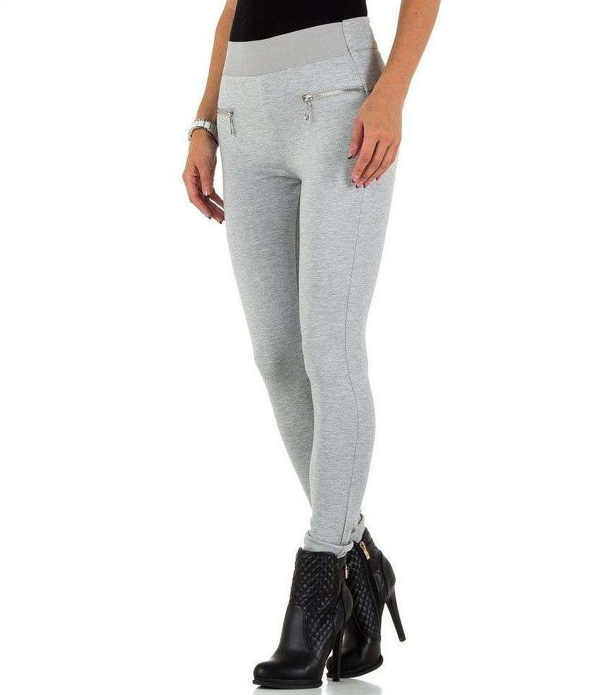 9a5658ae8d64 Dámske voĺnočasové nohavice Q2778 - Dámske elastické nohavice - Locca.sk