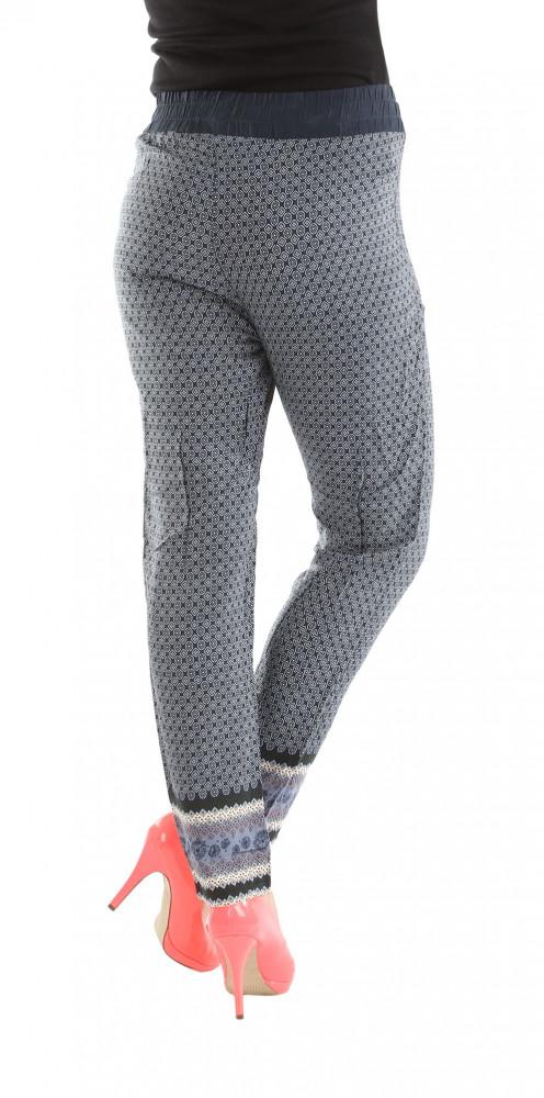 f61acb6a506e Dámske voĺnočasové nohavice Sublevel X9488 - Dámske letné nohavice ...
