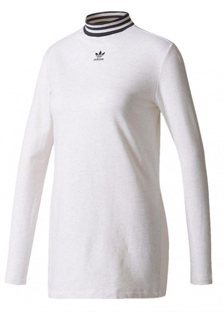 25944b957557 Dámske voľnočasové tričko Adidas A1111 - Dámske tričká - Locca.sk