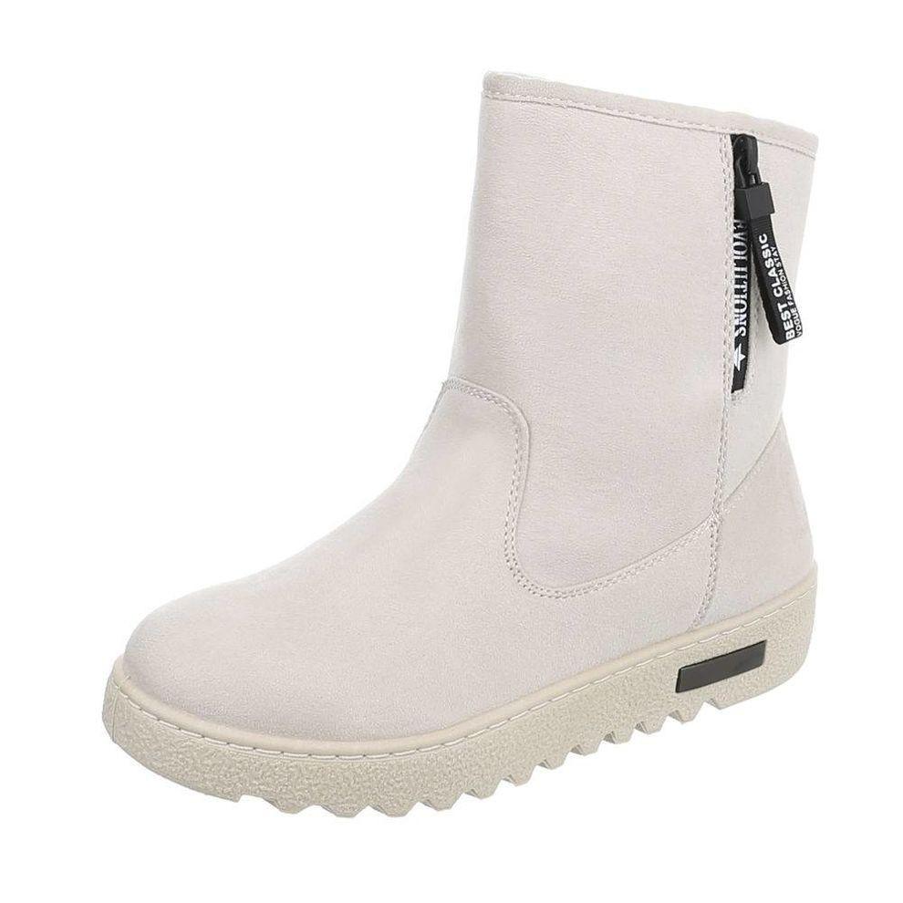 3404e148e3349 Dámske vysoké zimné topánky Q0124 - Dámske čižmy nad kolená - Locca.sk