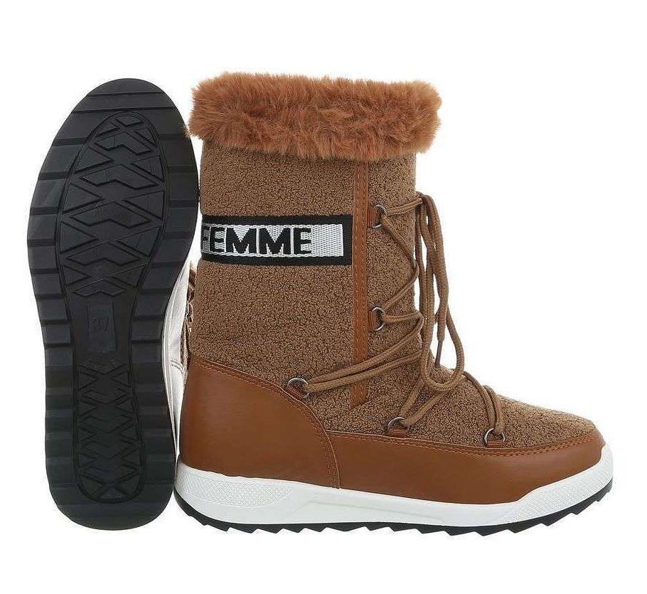4909c4a738843 Dámske vysoké zimné topánky Q3757 - Dámske snehule - Locca.sk
