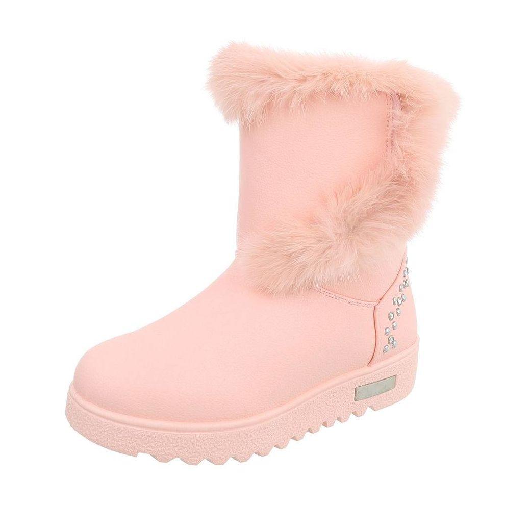 6ac17604bc821 Dámske vysoké zimné topánky s kožušinou Q0122 - Dámske čižmy nad ...