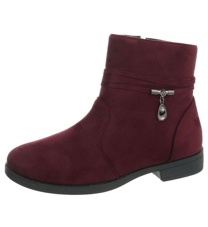 d289c0583a Dámske zimné členkové topánky Q2927 - Dámske kožené topánky - Locca.sk
