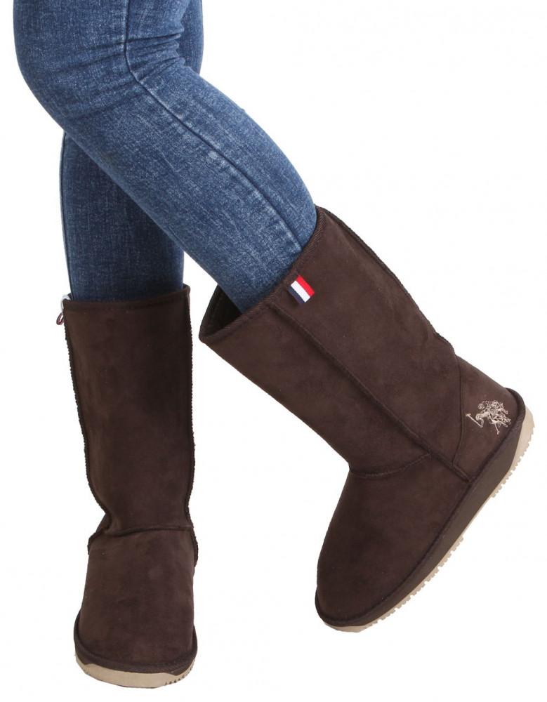 Dámske zimné topánky US Polo P5768