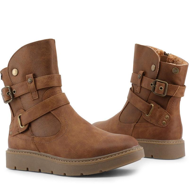 3c406c3d0a443 Dámske zimné topánky XTI L2160 - Čižmy trendové - Locca.sk