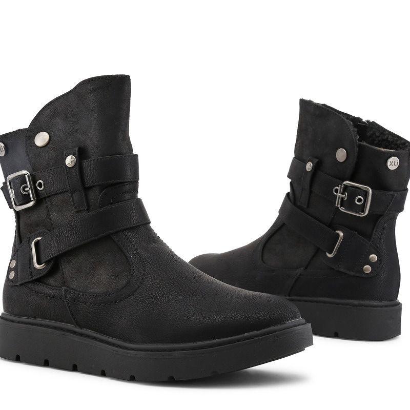 802883431eb4d Dámske zimné topánky XTI L2161 - Čižmy trendové - Locca.sk