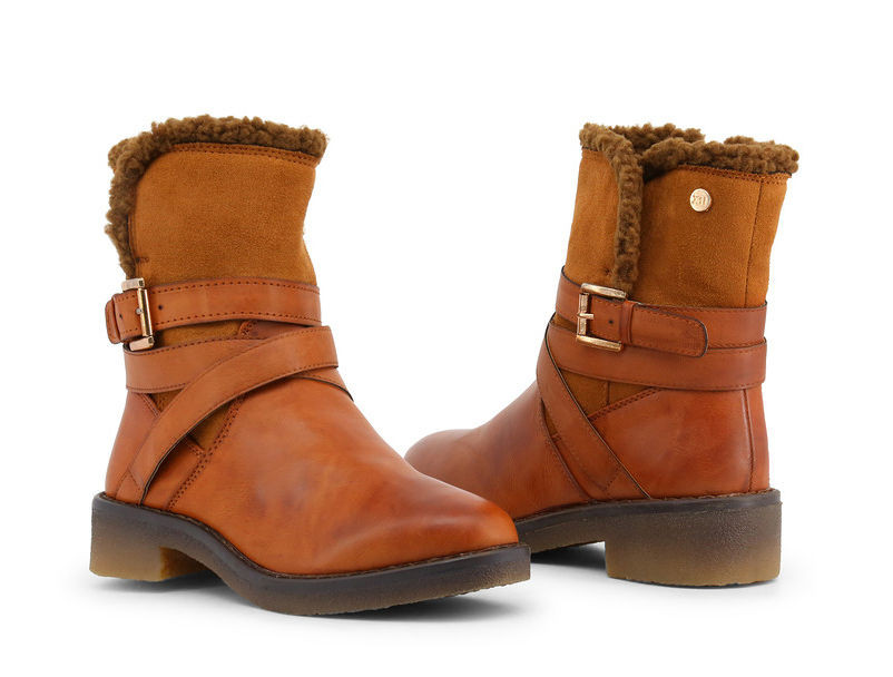 8513c5d0b36dc Dámske zimné topánky XTI L2302 - Dámske kožené topánky - Locca.sk