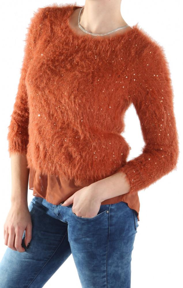 Dámsky pulóver Lola & Liza X7706