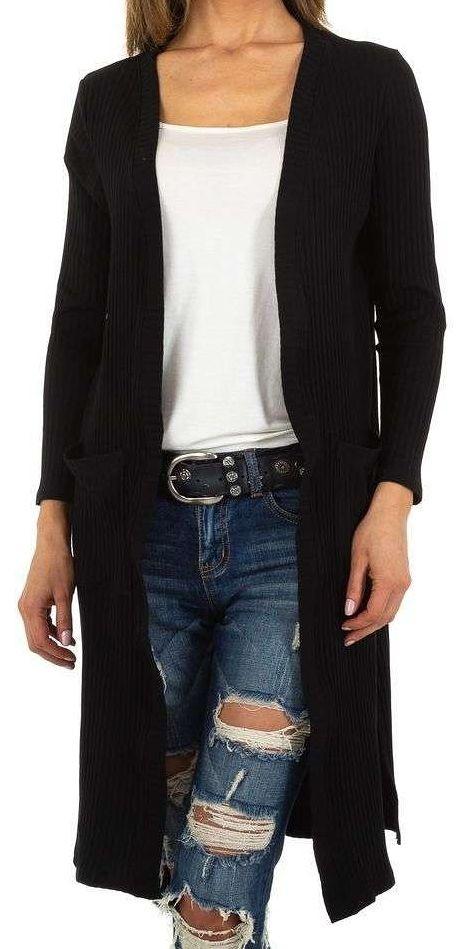 Dámsky štýlový cardigan Q5158