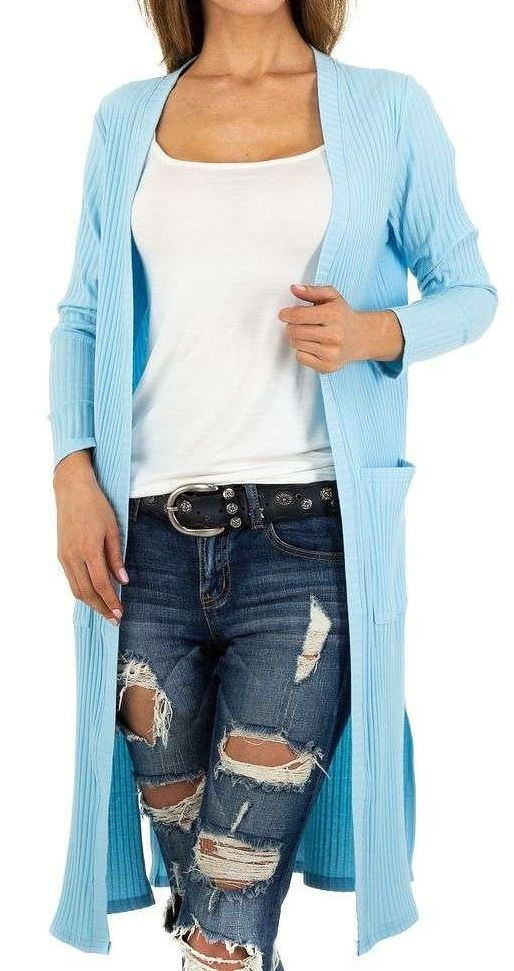 Dámsky štýlový cardigan Q5159