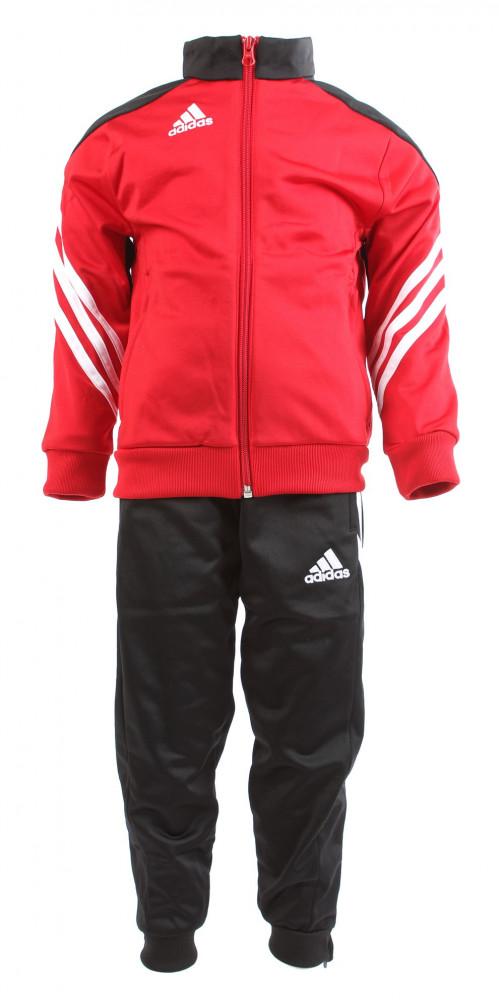 Detská tepláková súprava Adidas Performance X9305 - Detské súpravy ... d1bd751c1b5