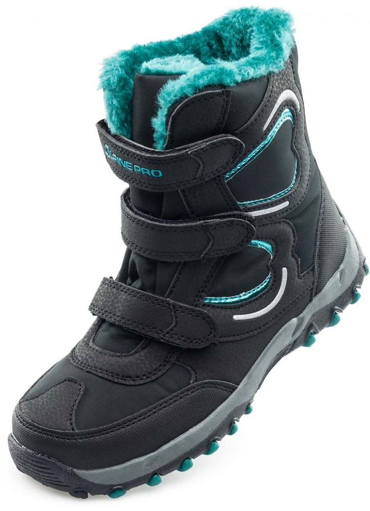 c15904bda Detská zimná obuv Alpine Pro K0003 - Detské gumáky - Locca.sk
