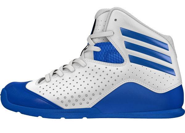 29f013e9f1 Detské basketbalové topánky Adidas A0573 - Chlapčenské tenisky ...