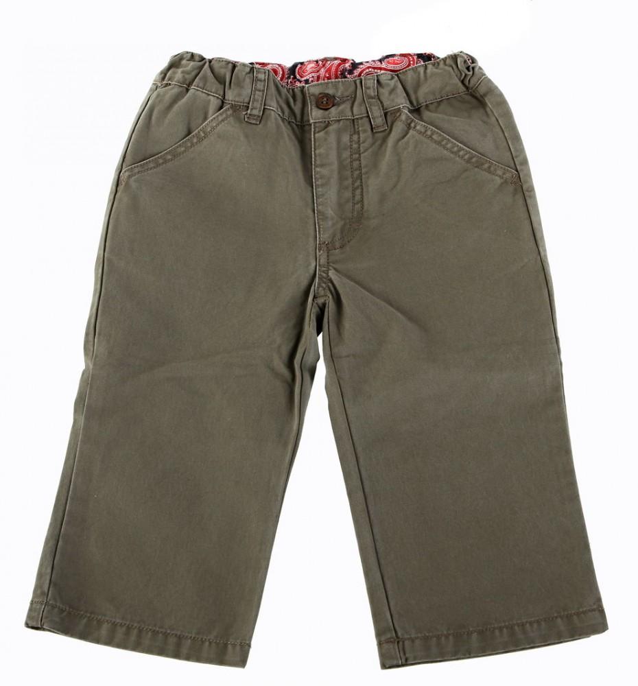 Detské štýlové nohavice Gant X8505 - Detské nohavice - Locca.sk 59621ec26c