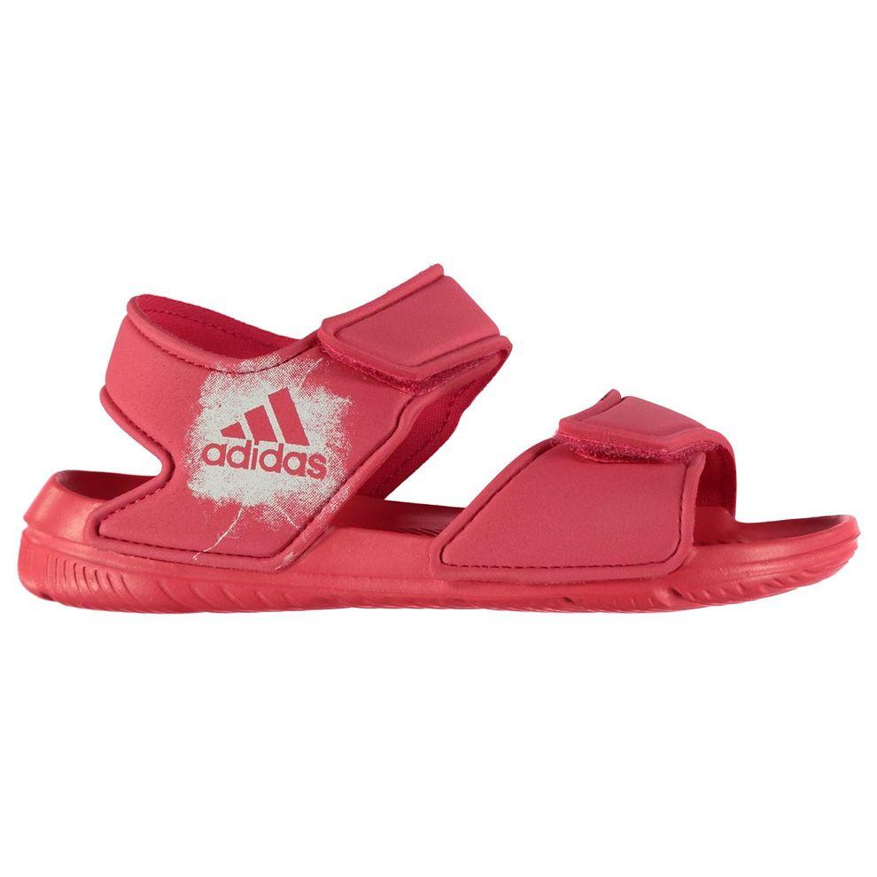 Detské štýlové sandále Adidas H9193