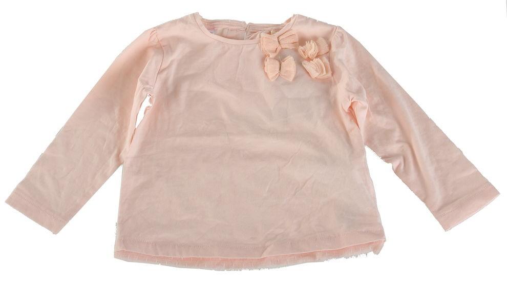 530dcf4ee6fe Detské štýlové tričko Zara X8861 - Dievčenské tričká - Locca.sk
