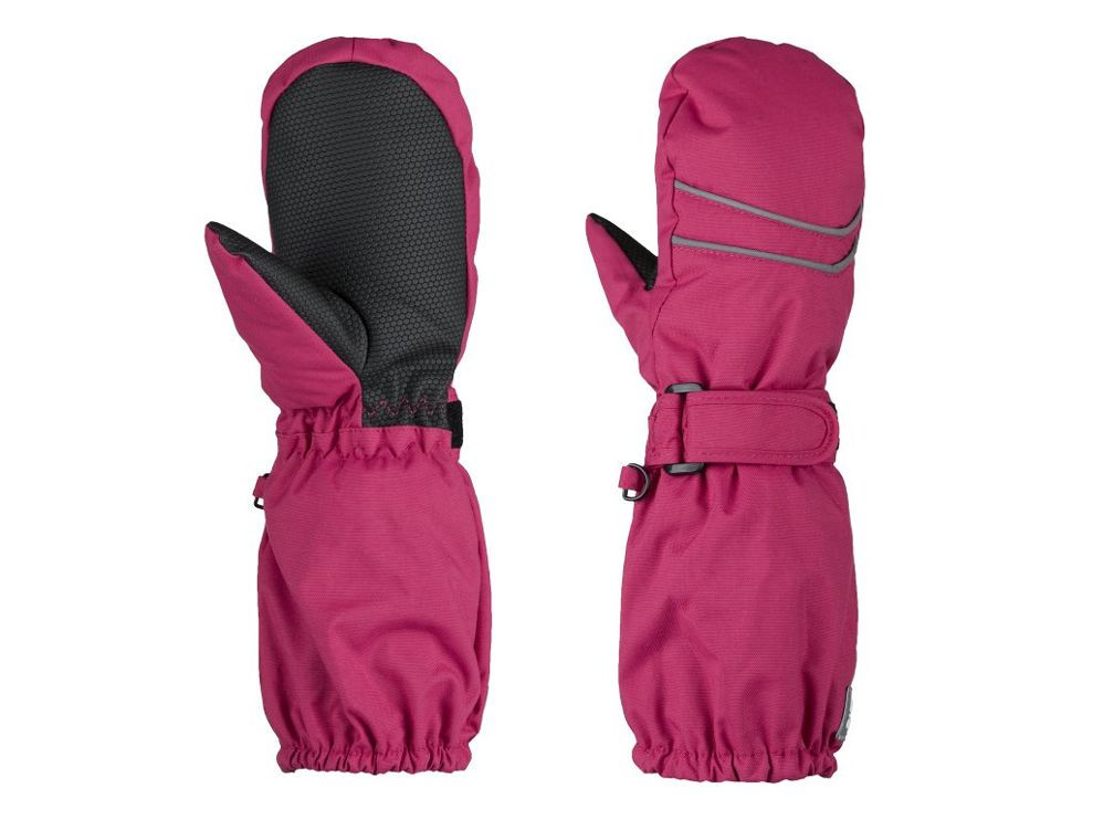 1e55066ca Detské zimné palčiaky Loap G0994 - Detské rukavice - Locca.sk
