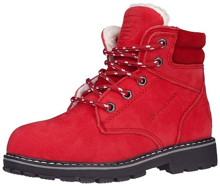 598bf977e Detské zimné topánky Alpine Pro K0563 - Chlapčenská obuv - Locca.sk
