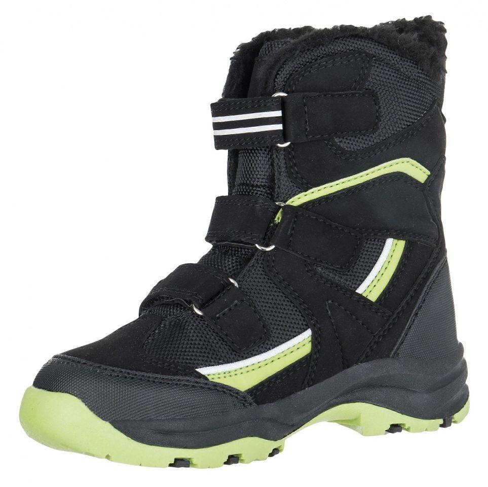 fc9aec78c4fe9 Detské zimné vysoké topánky na suchý zips Loap G0273 - Chlapčenská ...