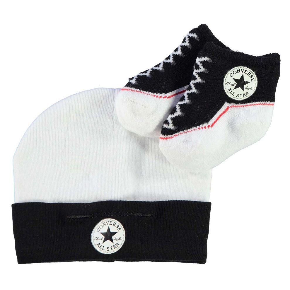 f270ed42f4cf Detský set čiapočka   ponožky Converse H7278 - Detské čiapky - Locca.sk