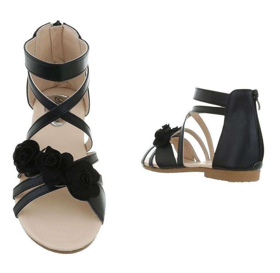 ca31261668981 Dievčenské letné sandále Q5220 - Detské sandále - Locca.sk