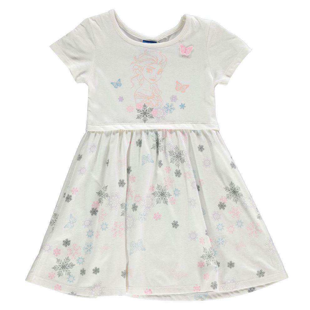 0c251c268962 Dievčenské šaty Character H5572 - Detské šaty s krátkym rukávom ...